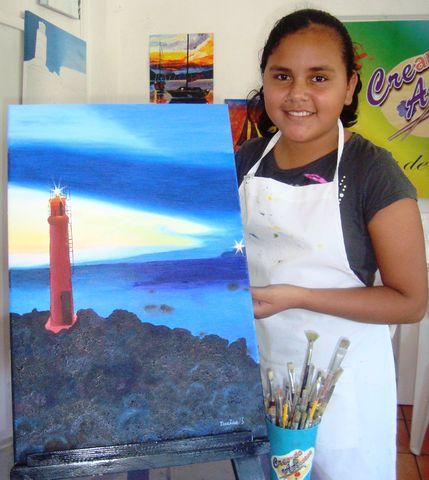 clases de dibujo y pintura en boca del rio veracruz nios